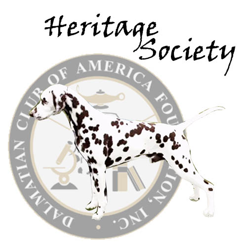 Heritage Society & Bequests